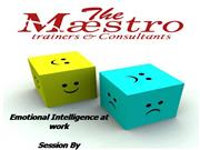 Emotional Intelligence at work 2 days
