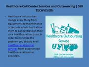 Healthcare Call Center Services for Healthcare Companies