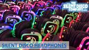 Silent Disco Headphones - The Silent Disco Company