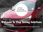 Chip Tuning Solutions Presentation