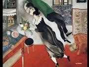 Chagall Lovers