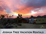 Joshua Tree Vacation Rentals