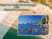 Kayak Hire Bundeena