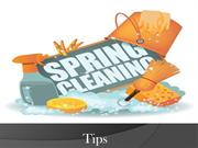 Easy Spring Cleaning Tips for You