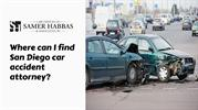 Where can I find San Diego car accident attorney?