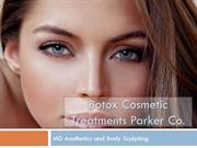 Botox Cosmetic Treatments parker co