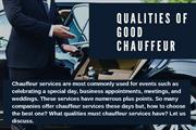 Qualities Of Good Chauffeur Services