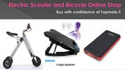 Electric Scooter and bicycle Online Shop