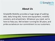 Age UK Incontinence   Simplelife Mobility