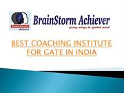 best gate coaching in Delhi