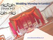Wedding Mandap In London