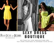 Grab the collections from Sexy Dress Boutique