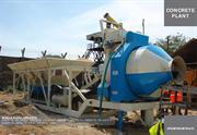 Stationary Concrete Mix Plants - For Sale Concrete Mixing Plants