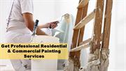 Get Professional Residential & Commercial Painting Services