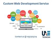 Custom Web Development Service Contact 0557503724