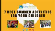 What are the Best Summer Activities for Kids?