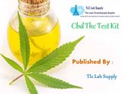 Shop Cbd Thc Test Kit From Online Store | Tlc Lab Supply