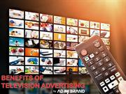 Benefits of Television Advertising