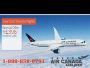 Air Canada Airlines - Air Canada Flights - Air Canada Reservations
