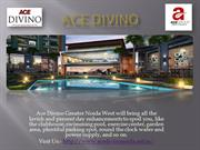 Ace Divino 2 BHK Flat Noida Extension