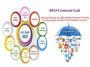 SEO Blog Writing Is the Best Way to Make Customers Trusted and Convinc