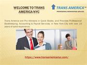 Best Professional Bookkeeping & Accounting Services Provider in NYC
