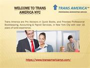 Best Professional Bookkeeping and Accounting Services Provider in NYC
