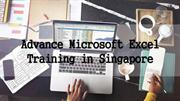 Advance Excel Training Course by Professionals