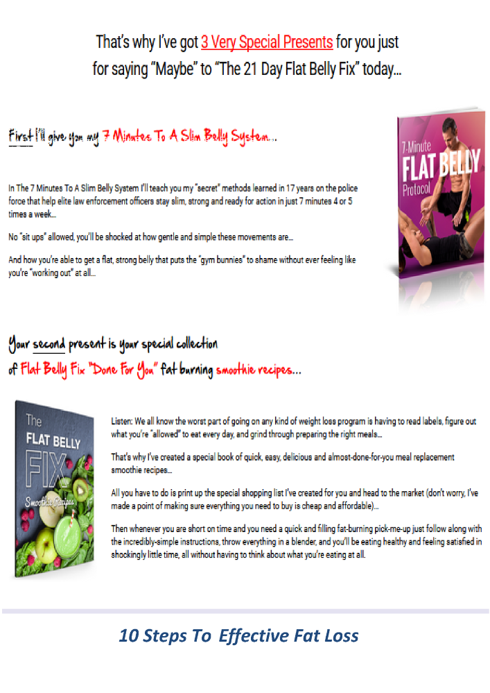 The Flat Belly Fix Pdf Ebook Free Download Todd Lamb Authorstream