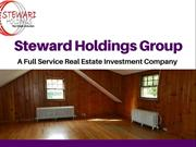 About Steward Holdings Group - Best Westchester Real Estate Investors