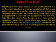 Keto Plus Diet Shark Tank