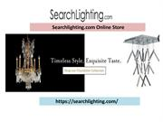 Designer Tech Lighting, Landscape Lighting | Searchlighting.com