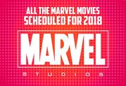 List of Marvel Films Soon To Be Released