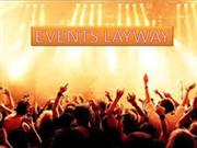 Attend Events with Layaway Tickets Eventslayaway