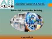 How important industrial automation training in Noida