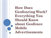 How Does Geofencing Work?
