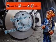 Best Mechanic in Ferntree Gully - Rowville Brake & Clutch