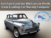 Get Fast Cash for Old Cars in Perth from Leading Car Buying Company