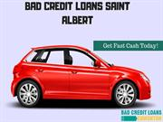 Bad Credit Loans Saint Albert With  No Credit Checks