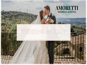 Best Wedding and Event Planner Italy - Call Us for Free Consultation