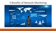 5 Benefits of Network Monitoring