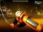 3d product rendering & 3d product modeling