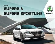 Skoda Superb Wagon & Superb  Sportline