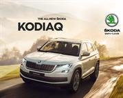 Skoda Kodiaq - The All New Skoda