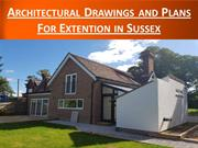 Steve Bull - Architectural Drawings and Plans For Extention in Sussex