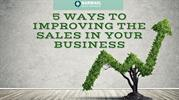 5 ways to improve business