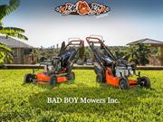 Bad Boy Mowers - PPT