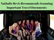 Nathalie Bevis Recommends Scanning Important Travel Documents