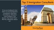 BEST IMMIGRATION CONSULTANTS IN CHANDIGARH, MOHALI AND PANCHKULA