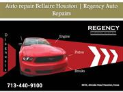 Auto repair Bellaire Houston - Regency Auto Repairs